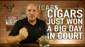 Cigars Just Won A Big Day in Court!