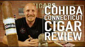 Cohiba Connecticut Cigar Review